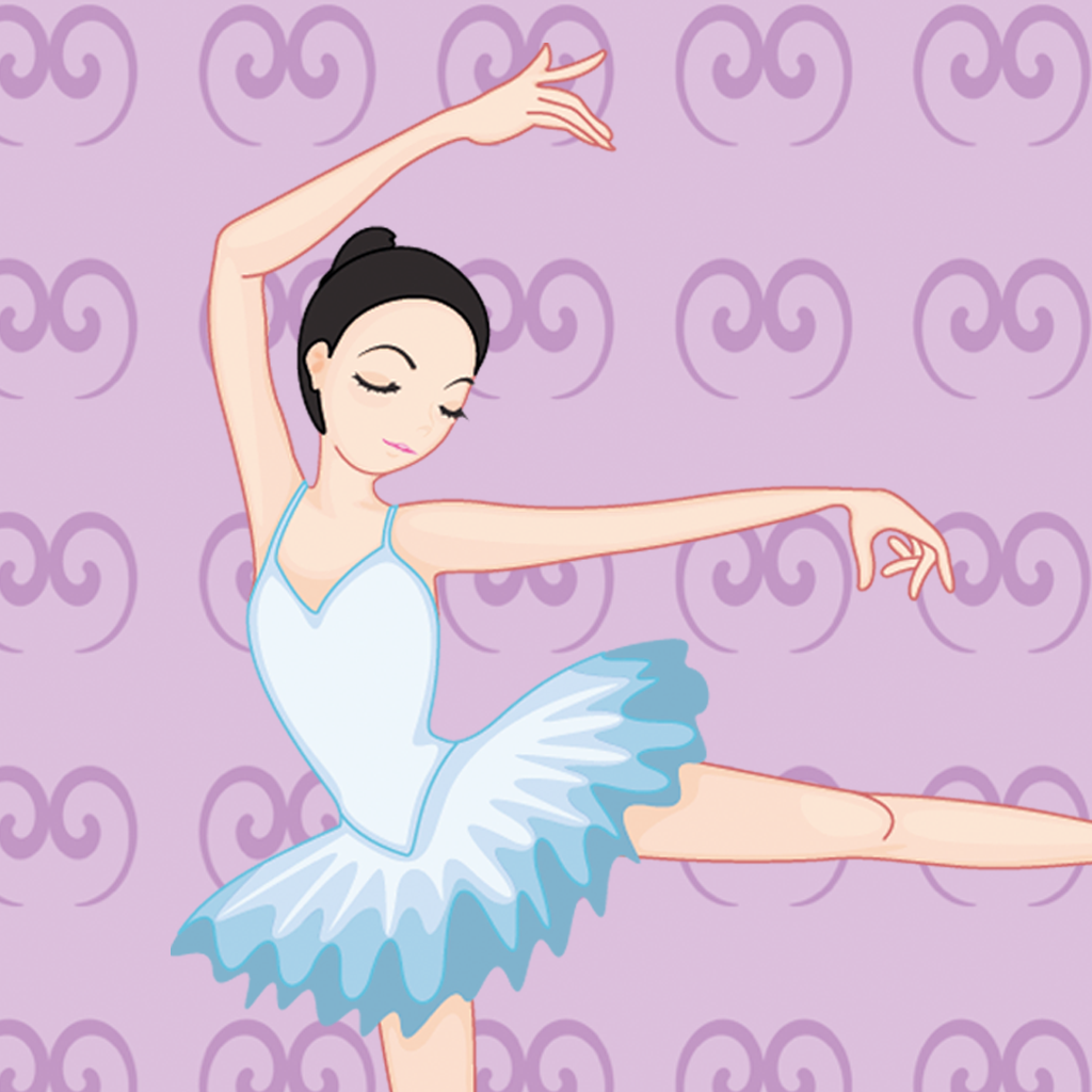 A Ballet Game for Girls: Learn like a Ballerina